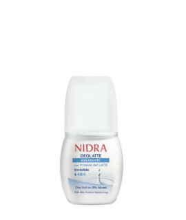 Deo roll on Nidra lapte 50 ml
