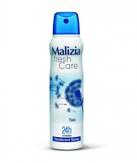 Deo Malizia Fresh Care Talc 24 h 150 ml