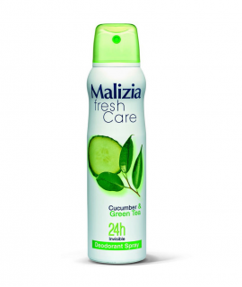 Deo Malizia Fresh Care Cucumber Green Tea 24 h 150 ml