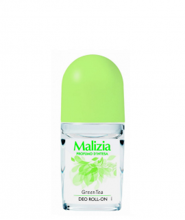 Deo roll on Malizia Donna Green Tea 50 ml