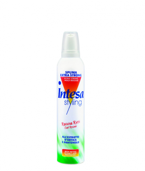 Spuma fixativa Intesa Styling extra strong pt par cret 300 ml