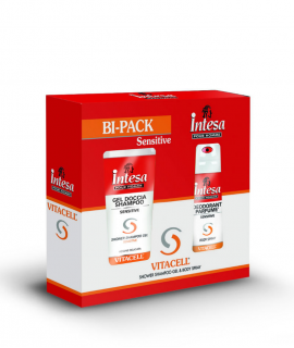 Bipack Intesa Vitacell deo 150 ml si dus gel 250 ml