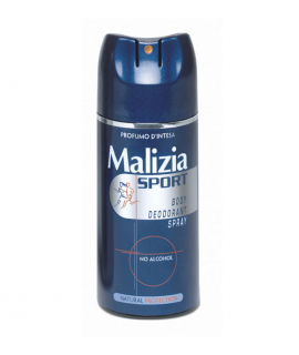 Deo Malizia Unisex Sport No-alcohol 150 ml