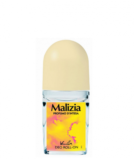 Deo roll on Malizia Donna Vanilla 50 ml